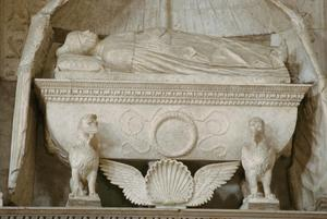 Primary view of Tomb of Doge Pasquale Malipiero (d.1462)
