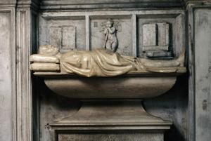 Primary view of Tomb of the scholar Alvise Trevisano (d. 1528)