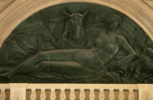 Primary view of Genius of Fontainebleau