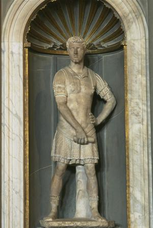 Primary view of Standing Figure of Duke Alessandro de' Medici (1511-37), first Duke of Florence