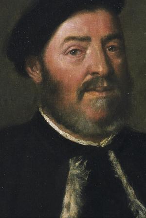 Primary view of Portrait of Fabrizio Salvaresio