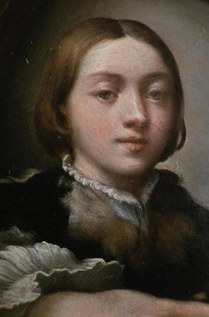 Primary view of Self Portrait in a Convex Mirror