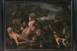 Primary view of The Good Samaritan