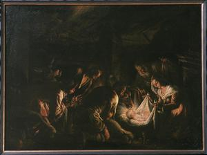 Primary view of Adoration of the Shepherds