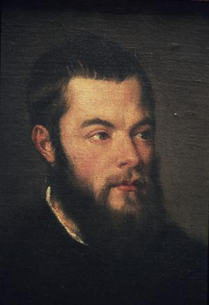 Primary view of object titled 'Portrait of Benedetto Varchi'.