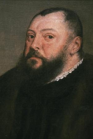 Primary view of Portrait of Johann Friedrich of Saxony (1503-54)