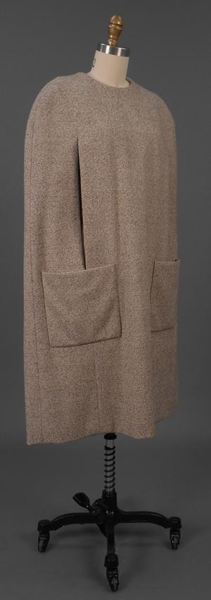 Primary view of object titled 'Cape Dress'.