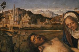 Primary view of The Pieta