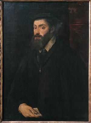 Primary view of Portrait of Emperor Charles V
