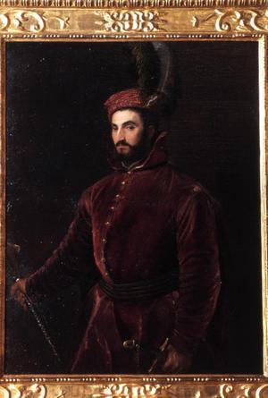 Primary view of Portrait of Cardinal Ippolito de'Medici