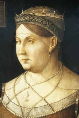 Primary view of Caterina Cornaro, Queen of Cyprus