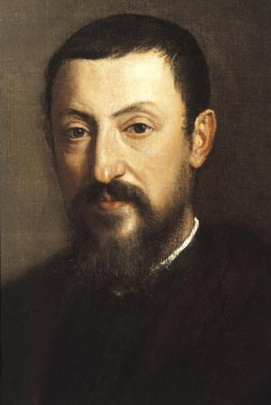 Primary view of object titled 'Portrait of a Friend of Titian'.