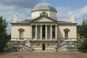 Primary view of object titled 'Chiswick House'.