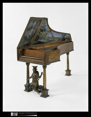 Primary view of Harpsichord