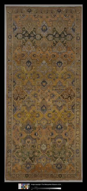 Primary view of object titled 'Polonaise Carpet'.