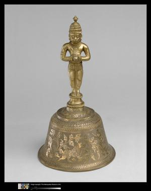 Primary view of object titled 'Ghanti'.