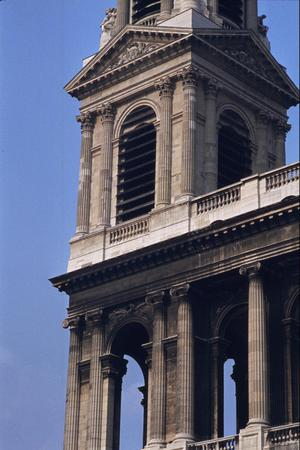 Primary view of object titled 'Church of St. Sulpice'.