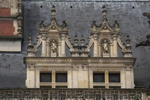 Primary view of object titled 'Château de Blois'.