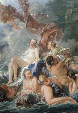 Primary view of object titled 'The Triumph of Venus'.