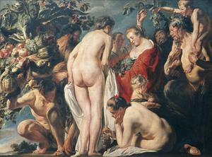 Primary view of Allegory of Fertility