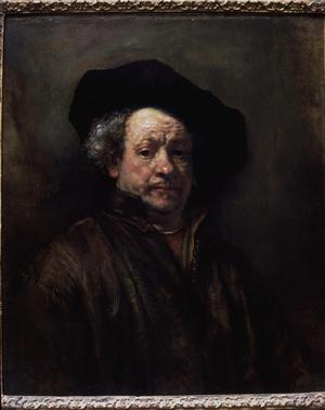 Primary view of Self Portrait