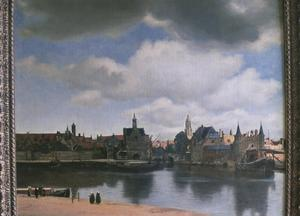 Primary view of View of Delft, from the Rotterdam Canal