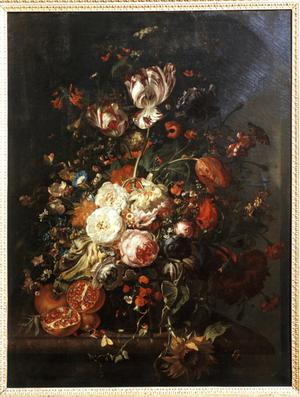 Primary view of object titled 'Fruits and Flowers'.