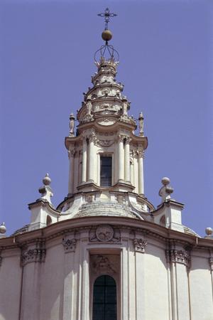 Primary view of Church of S. Ivo della Sapienza