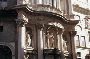 Primary view of San Carlo alle Quattro Fontane