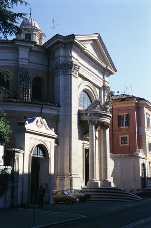 Primary view of St. Andrea al Quirinale