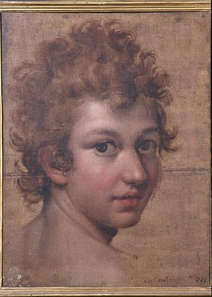 Primary view of Head of a Youth