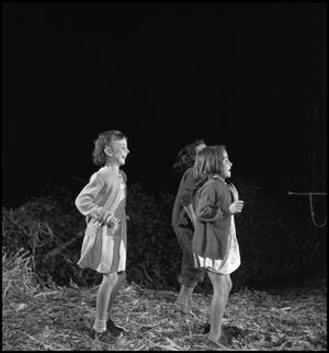 Primary view of object titled '[Laughing girls]'.