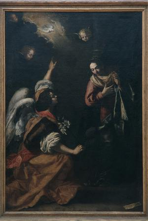 Primary view of The Annunciation