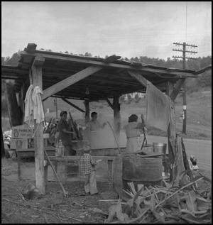 Primary view of object titled '[Roadside stir-off(1)]'.