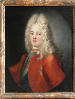 Primary view of object titled 'Prince Friedrich August II (1696-1763), elected 1736 as King August III of Poland'.