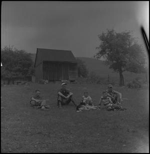 Primary view of object titled '[Boys in the field]'.