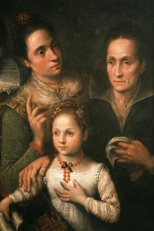 Primary view of object titled 'Family Portrait'.