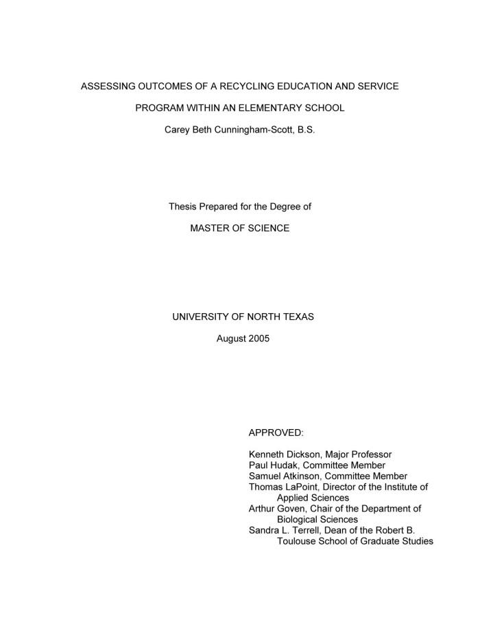 sam gunningham thesis