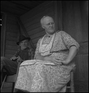 Primary view of object titled '[Aunt Nora and Uncle Wild Treece]'.