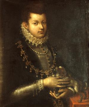 Portrait of a Lady from the House of Ruini
