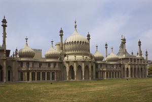 Primary view of Royal Pavilion at Brighton