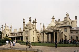 Primary view of object titled 'Royal Pavilion at Brighton'.