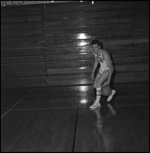 Primary view of object titled '[Jack Plunkert NTSU Basketball, 2]'.