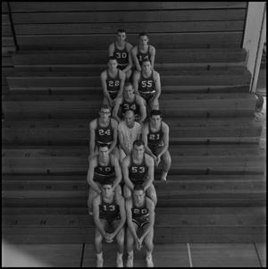Primary view of object titled '[1961-1962 Eaglets]'.