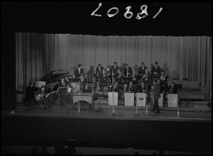 Primary view of object titled '[One O'Clock Lab Band Concert]'.