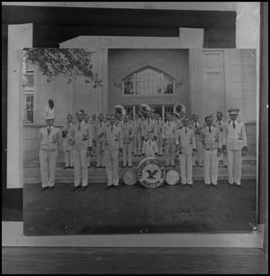 Primary view of object titled '[North Texas State Teachers College Band]'.