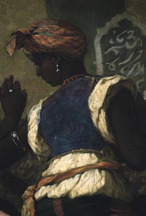 Primary view of object titled 'The Women of Algiers'.