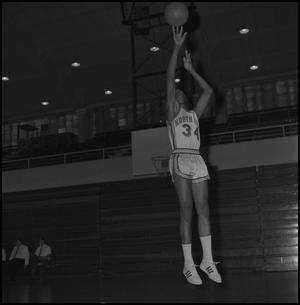 Primary view of object titled '[North Texas Basketball Player Roy Ford, 2]'.