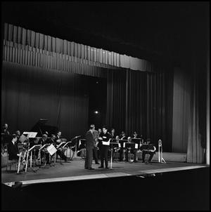 Primary view of object titled '[One O'Clock Lab Band Mexico Tour, January 26-February 21, 1967]'.