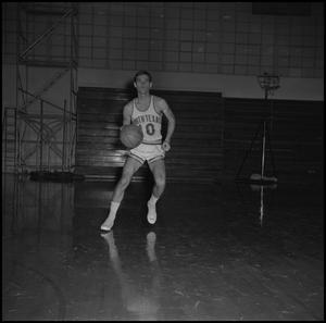 Primary view of object titled '[Basketball player Doug Willoughby]'.
